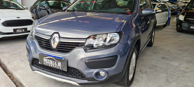 Renault Sandero Stepway dynamique 17/18 manual - Foto 12