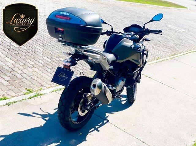Motocicleta Bmw GS G310 2020 Preta com 600 KM - Foto 8
