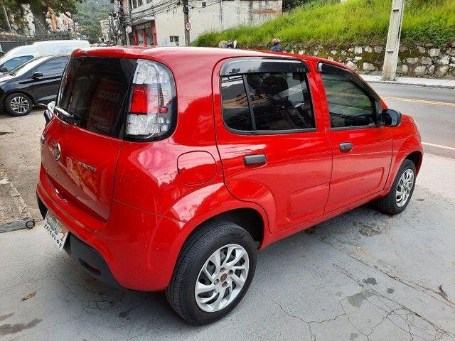 Fiat Uno Vivace Atrative 1.0 Completo ano 2016 - Foto 2