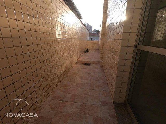 Apartamento Garden com 3 dormitórios para alugar, 97 m² por R$ 1.485/mês - Heliópolis - Be - Foto 5