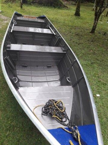 Barco de alumínio - Foto 9