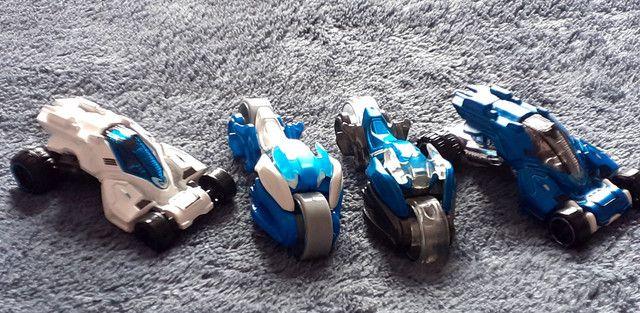 HotW-4 peças Max Steel - Foto 5