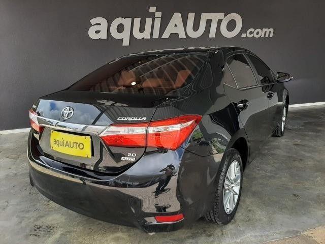 Toyota Corolla Sedan Altis Automático 2017 Emplacado 2021 Toyota - Foto 2