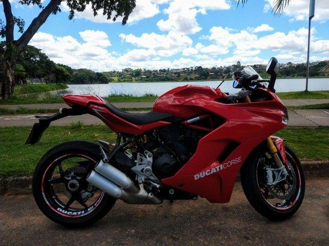 Ducati SuperSport S 2019/2019