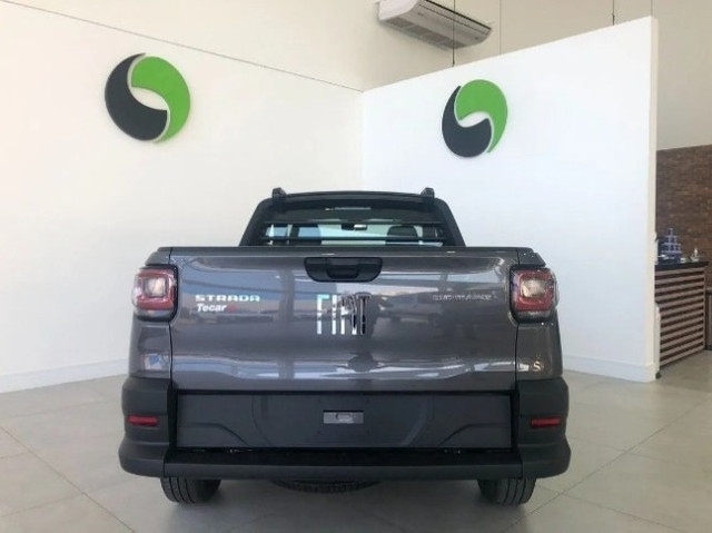 Fiat Strada 1.4 Endurance Cab. Plus Flex 2p - Foto 4
