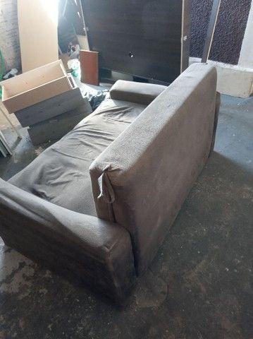sofá Retrátil 2 lugares - Foto 2