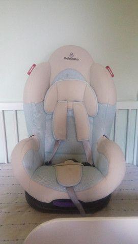 Cadeirinha Para Auto de Bebê Galzerano De 9 a 25Kg