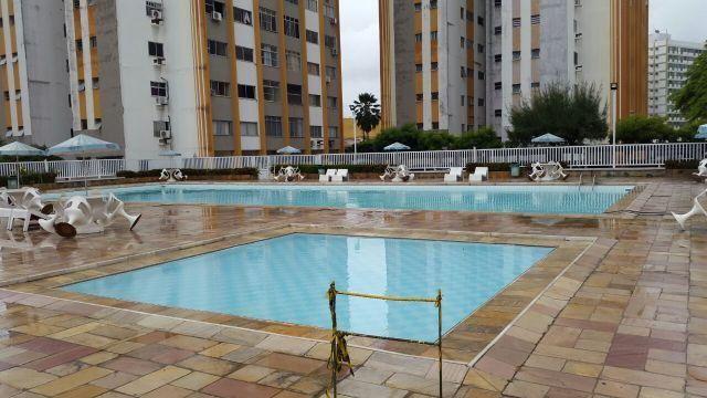Apartamento 3/4 sendo 1 suíte, 4º andar, Cond Alphaville I, Bairro Suissa