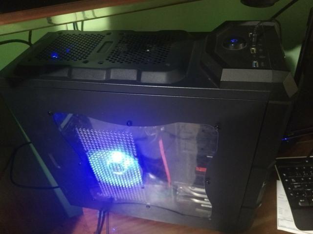 PC (CPU) Gamer i5 4ger, 16gb mem, ssd + placa de video