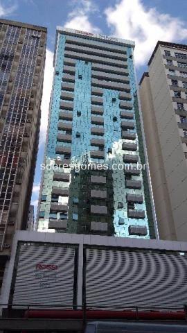 Excelente sala comercial 31 m² - ótimo acabamento com garagem R 236.000,00