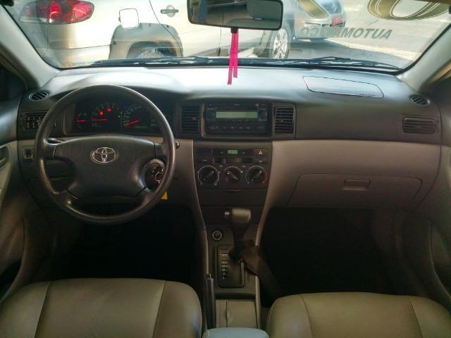 Corolla xei aut. bem conservado sem entrada!!! - Foto 7