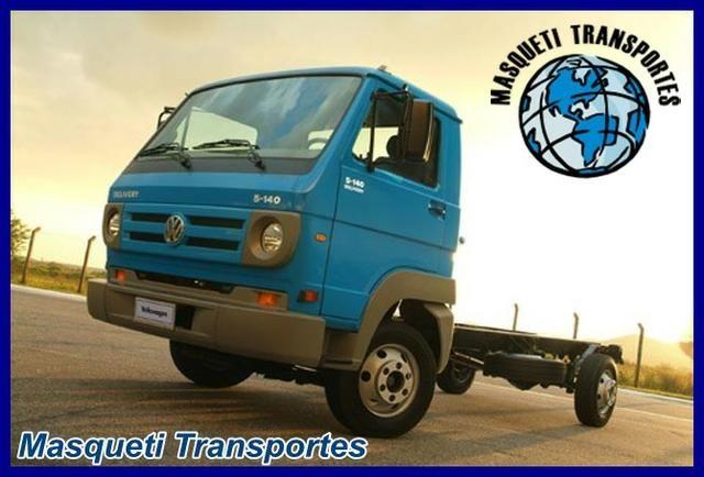 Agrega - se Veiculo Caminhão 3/4 no Chassis p/ Refrigerado