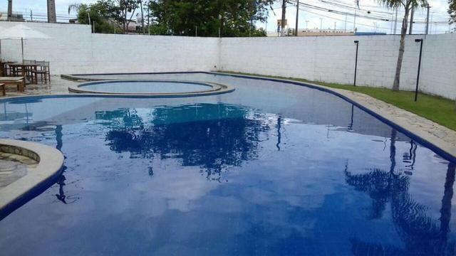 Ótimo apartamento c/ 3 quartos no Res. Parque Maceió c/ piscina, academia e muito mais - Foto 11