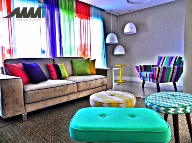 Jardim das águas torre 2 - apartamento com 02 suites em itaj - Foto 7