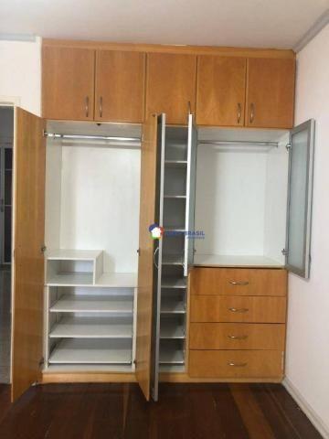 Apartamento com 3 dormitórios à venda, 126 m² por r$ 370.000 - setor bueno - goiânia/go - Foto 12