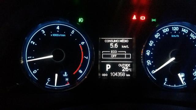 Corolla XEI 2.0 16V 2017 - Foto 14
