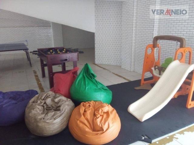 Apartamento com 2 dormitórios à venda, 73 m² por R$ 275.000 - Vila Guilhermina - Praia Gra - Foto 5