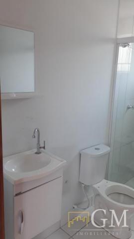 Apartamento para locação em presidente prudente, residencial bongiovani, 2 dormitórios, 1  - Foto 9