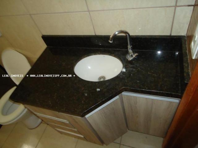 Casa para venda em presidente prudente, maracanã, 2 dormitórios, 1 suíte, 2 banheiros, 4 v - Foto 18