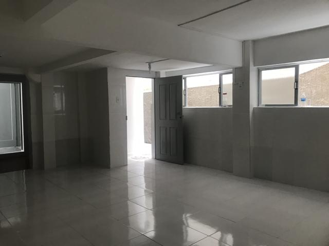 Alugo apartamento Jardim Guanabara subsolo