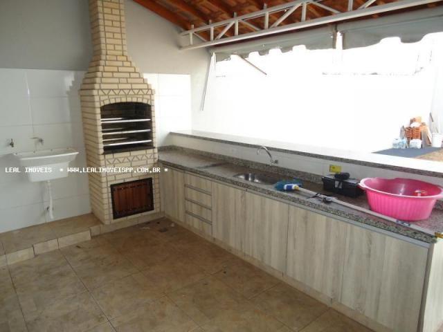 Casa para venda em presidente prudente, maracanã, 2 dormitórios, 1 suíte, 2 banheiros, 4 v - Foto 12