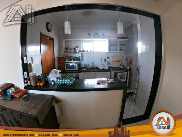 Vende apartamento com 3 quartos no bairro jacarecanga - Foto 6