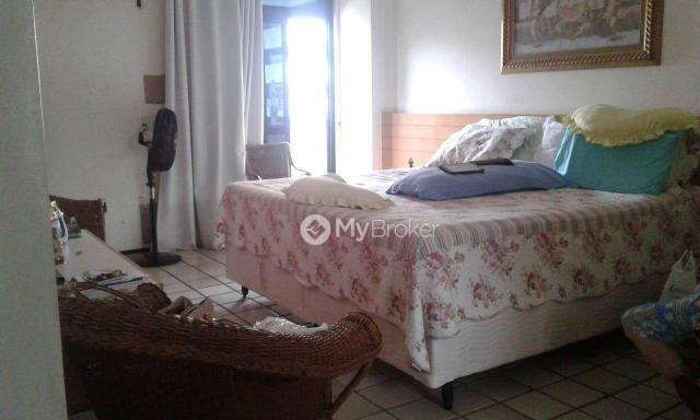 Amplo apartamento na aldeota 4 suítes, varandão - Foto 6