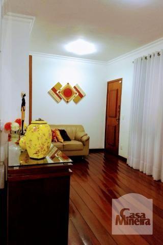 Apartamento à venda com 3 dormitórios em Caiçara-adelaide, Belo horizonte cod:258161 - Foto 5