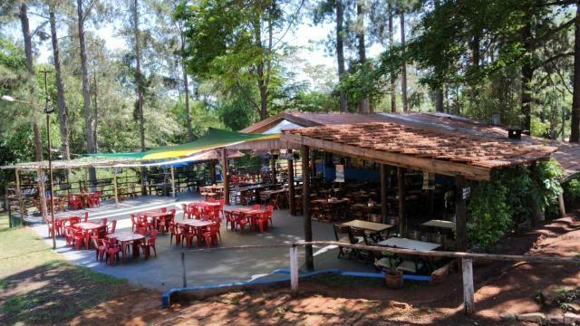 Passo o ponto comercial pesqueiro pesque e pague restaurante oportunidade - Foto 8