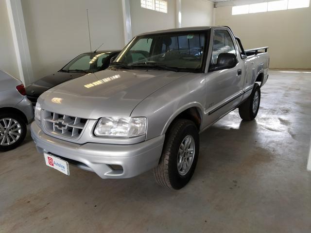 S10 1999 gasolina R$17,900 baixei pra vender - Foto 4