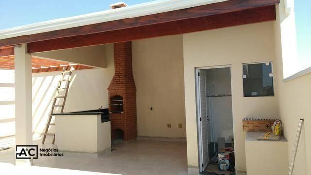 Casa residencial à venda, condomínio jardim de mônaco, hortolândia. - Foto 17