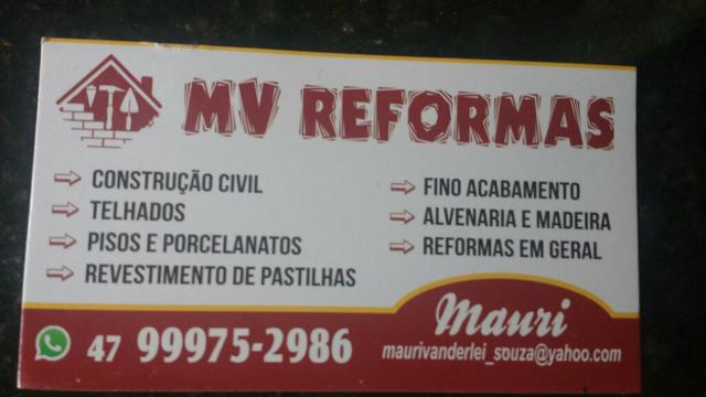 Mv reformas