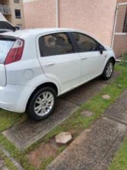 Vendo Fiat Punto 2012 - Foto 3