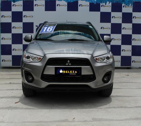 Mitsubishi Asx 2.0 4x2 16v gasolina 4p aut cvt 2016