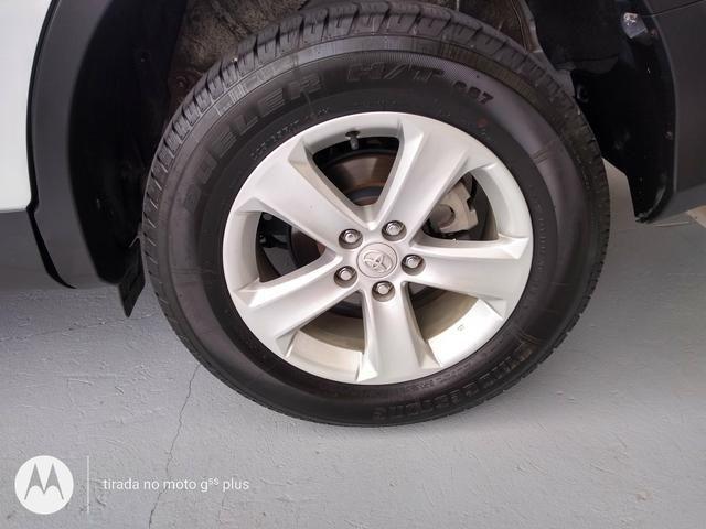 Vendo Toyota RAV4 4x4 conservadíssima!!! - Foto 3