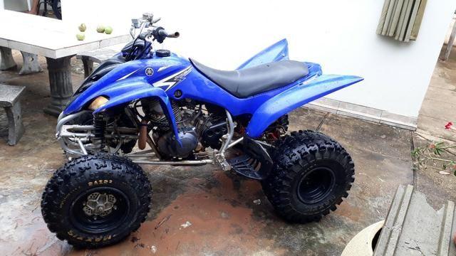 Quadriciclo Yamaha raptor 350cc - Foto 5
