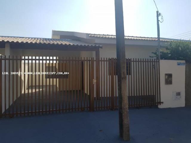 Casa Para Aluga Bairro: Residencial Universitario Imobiliaria Leal Imoveis 18 3903-1020