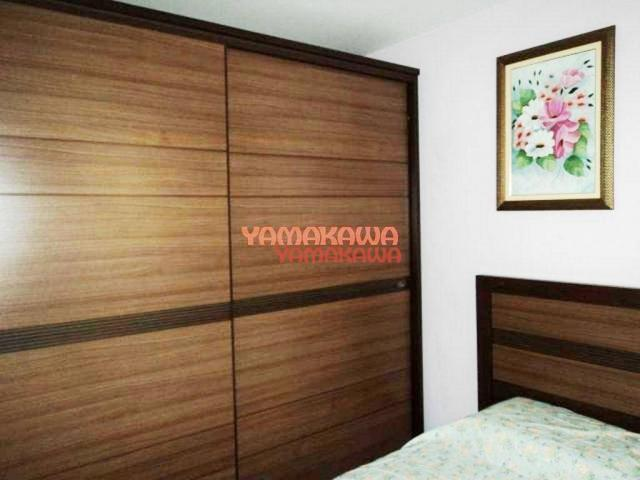Apartamento em condomínio com 2 dormitórios à venda, 50 m² por r$ 300.000 - cidade patriar - Foto 15