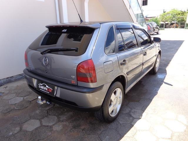 VW - Gol 1.6 power GIII - 2005 - Foto 4