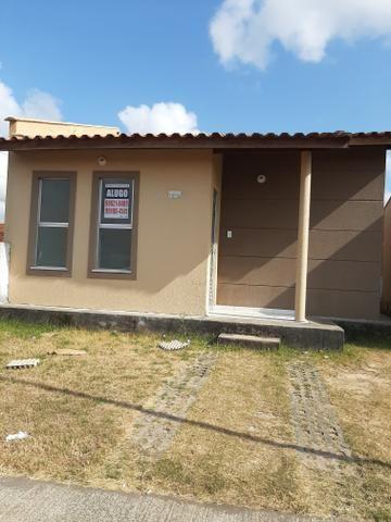 Estrada Ribamar Vilage dos pássaros 1 alugo casa condomínio fechado - Foto 4