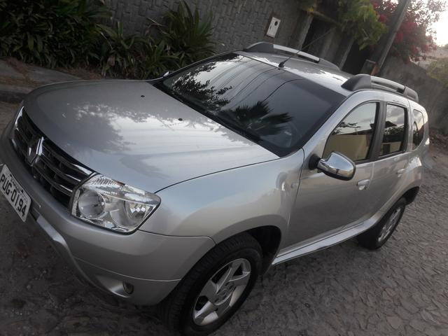 Duster 1.6 2015 extra!