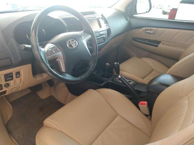 Toyota hilux sw4 5lgs 2014/2015 diesel - Foto 4