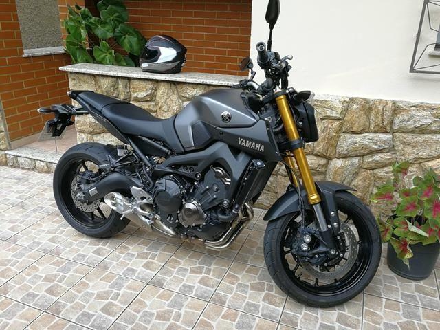 Yamaha MT-09 2017 - Muito Nova