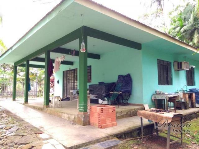 Chácara com 3 dormitórios à venda, 24189 m² por r$ 320.000,00 - rio sagrado - morretes/pr - Foto 7