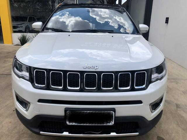 Jeep Compass Limited 2018/2018 - Foto 3