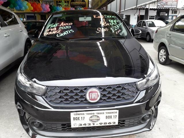 Fiat argo drive top novíssimo completao