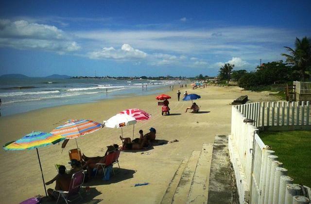 Apto temp. Itapoá, p/6 à 150m da praia, otima localização - Foto 8