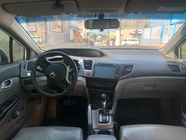 Honda Civic 12/13 1.8 Aut. LXL - Foto 5