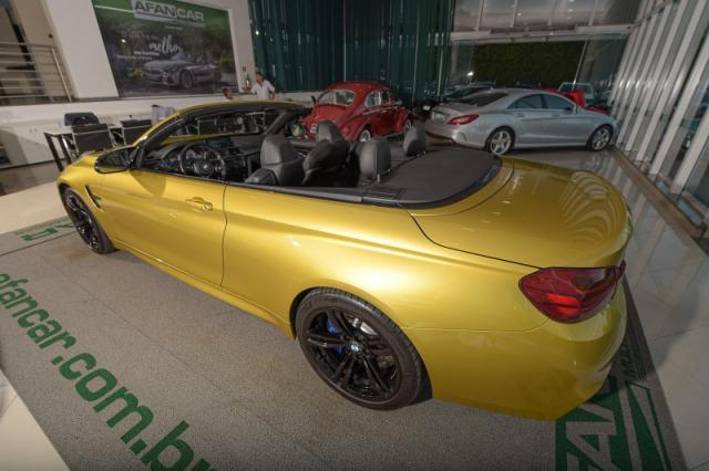 BMW M4 CABRIO 3.0 24V AUT./2016 - Foto 15