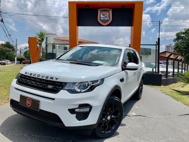 LAND ROVER DISCOVERY SPORT  SI4 HSE  2.0 2015